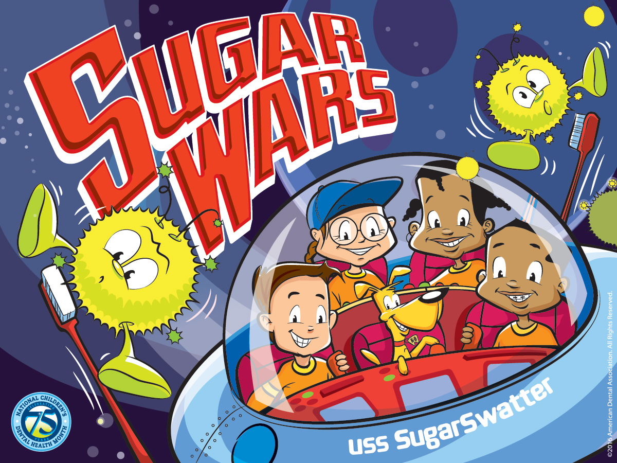 Kids Club: Sugar Wars